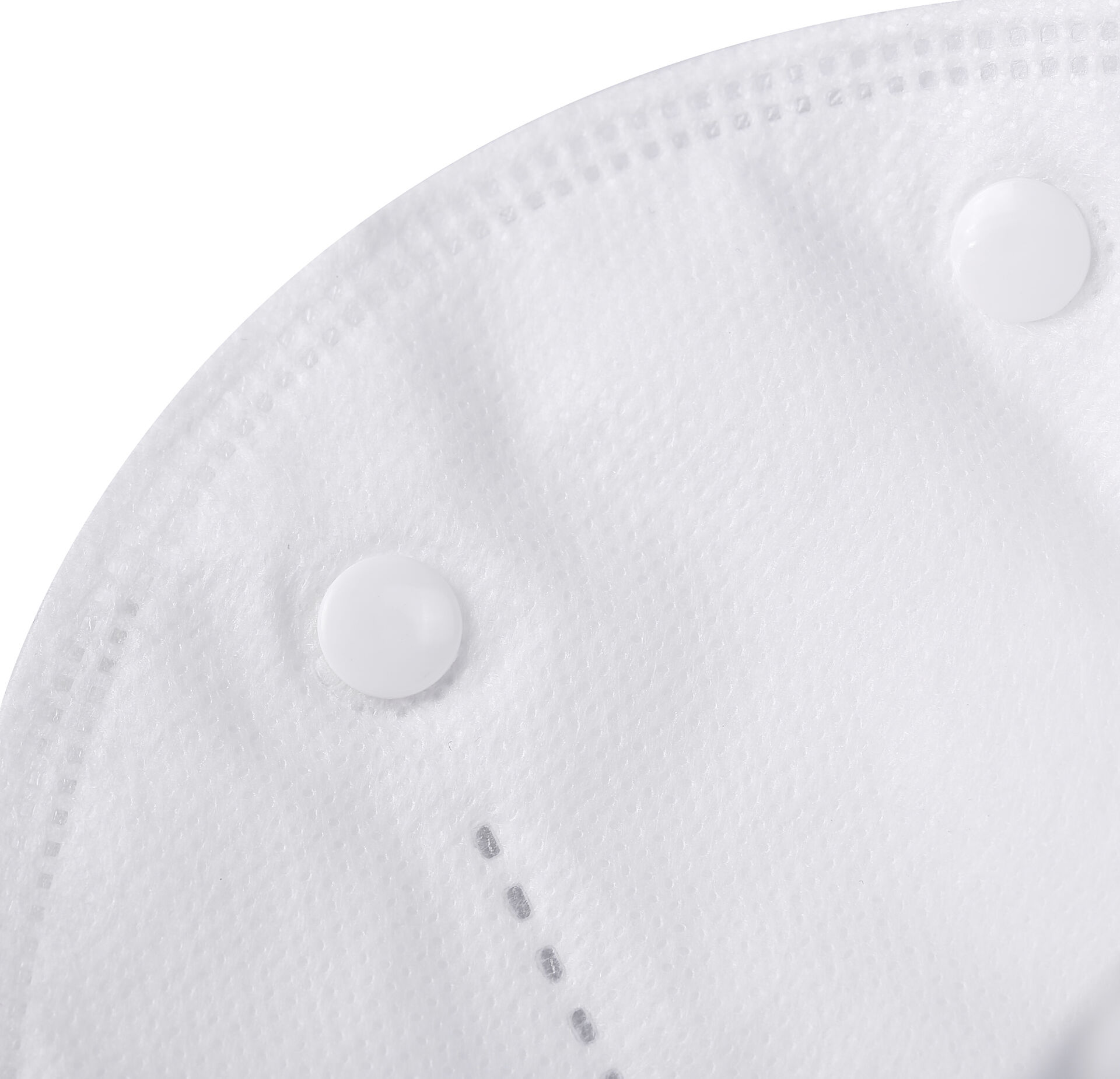 N95 Flat Fold Respirator Masks with Ear Loops