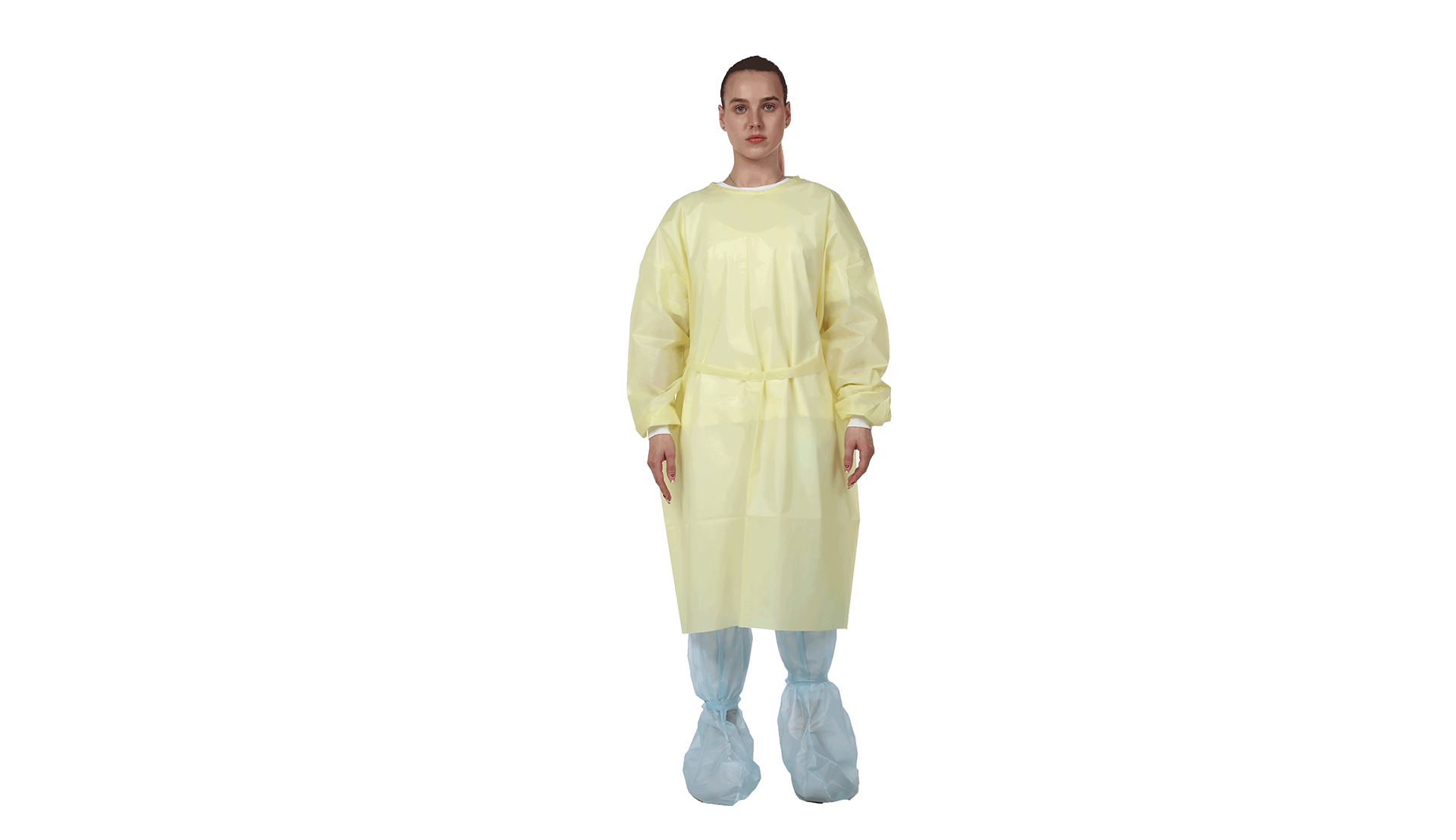 AAMI LEVE2 Isolation Gown