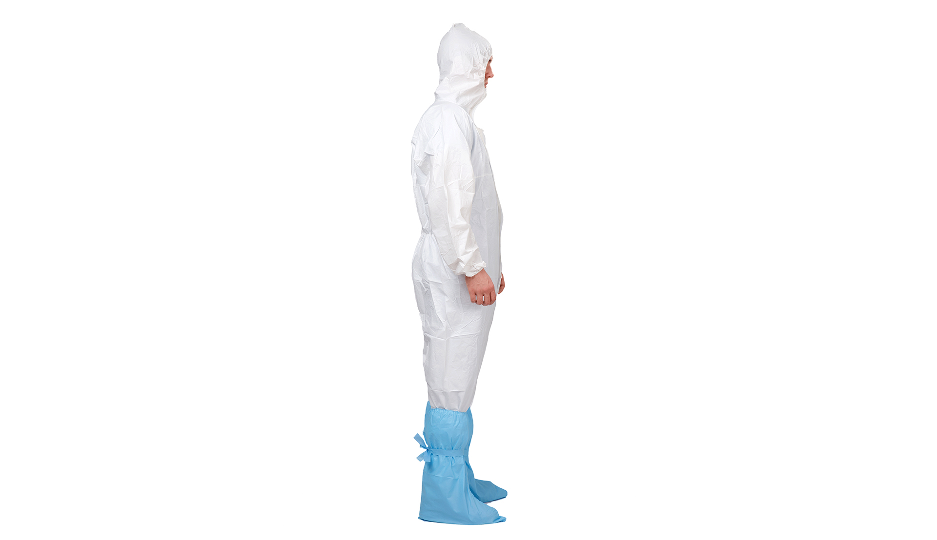 3 - Layer Protective Coverall
