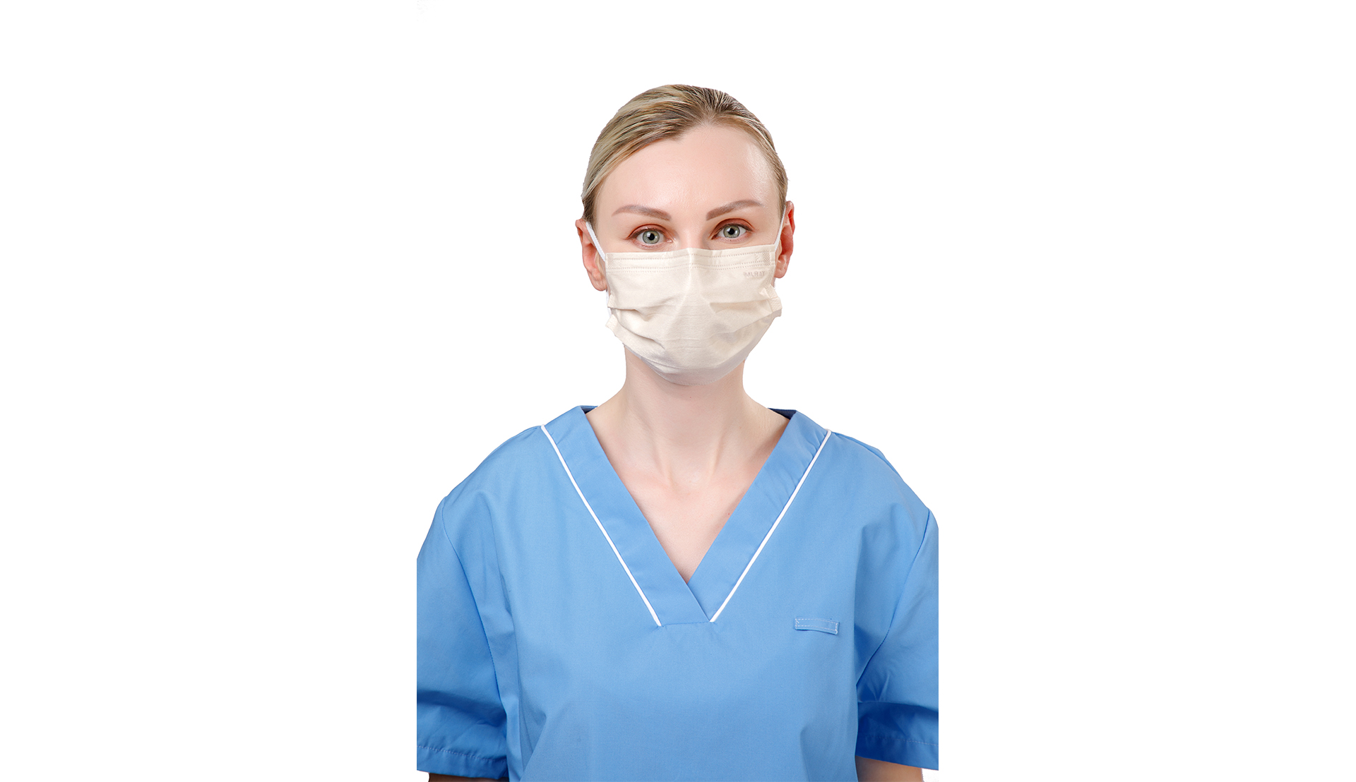 ASTM F2100 LEVEL 3 Surgical Mask with Ear Loops