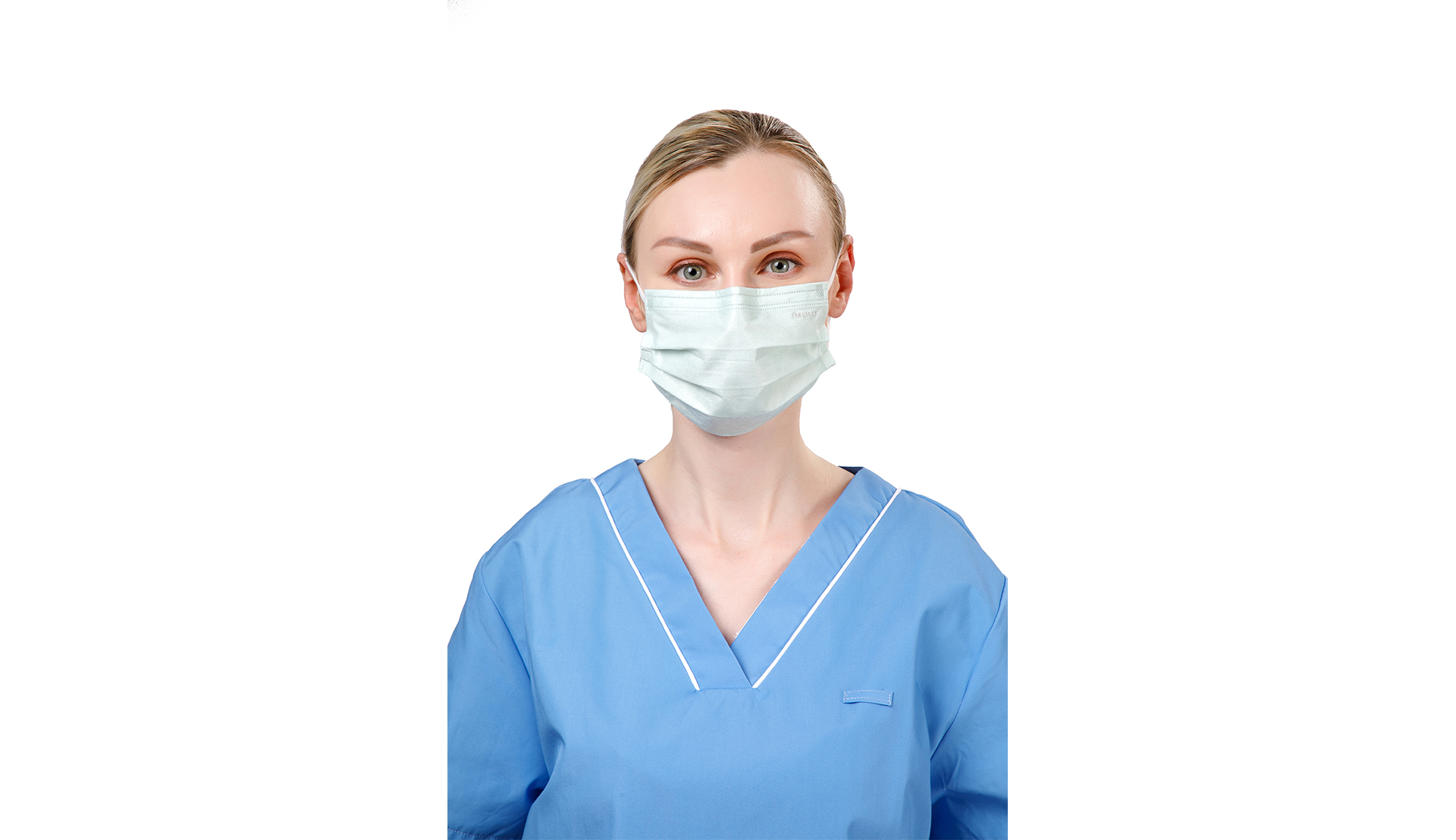ASTM F2100 LEVEL 1 Surgical Mask with Ear Loops
